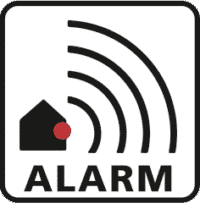 Piktogram af Alarm