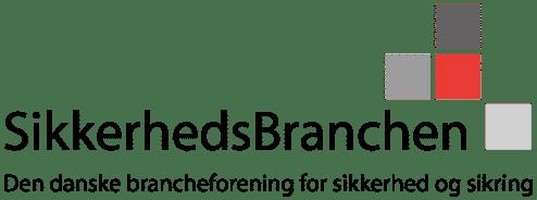 Sikkerhedsbranchens logo